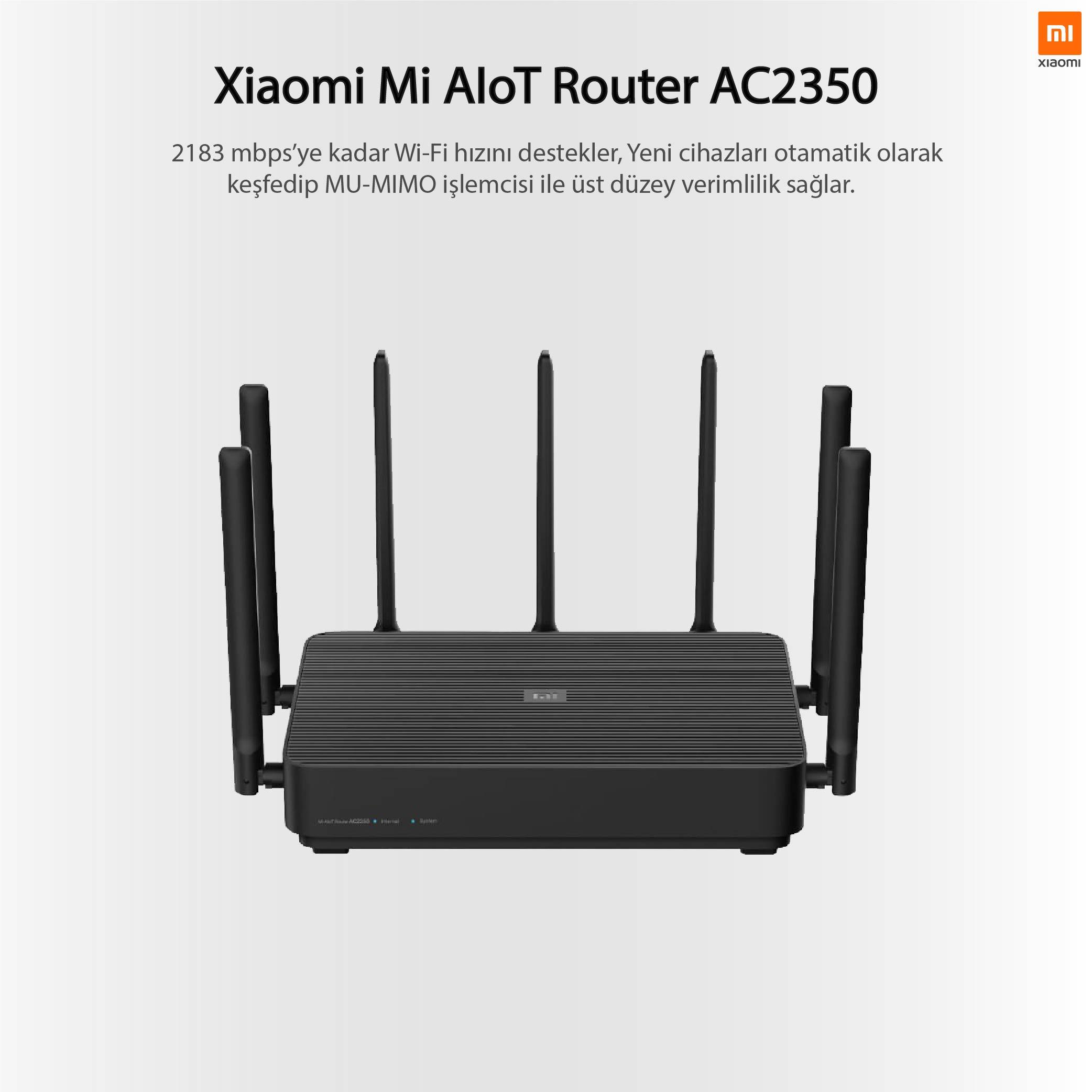 Xiaomi Mi Alot AC2350 Router